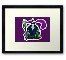 """Rubick - """"The Grand Magus"""" - DOTA2 Framed Print"""