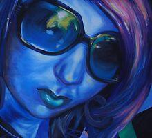 Blue Girl by MissVixx