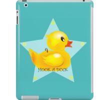 Well, Hook A Duck! iPad Case/Skin