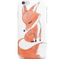 Sweet Fox iPhone Case/Skin