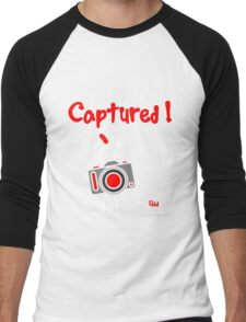 Red - The New Guy - You've just been Captured ! Men's Baseball ¾ T-Shirt