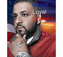 DJ Khaled  Photographic Print