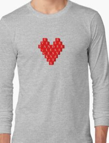 F^ck Valentines Day  Long Sleeve T-Shirt