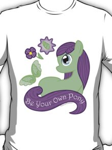 Be Your Own Pony (Ladies) T-Shirt