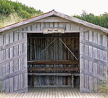 Reg's Hut by Nathan Dooley