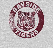 Bayside Tigers (Mascot Emblem - Distressed)  Tank Top