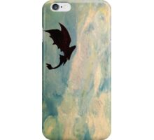 Toothless in the Sky iPhone Case/Skin