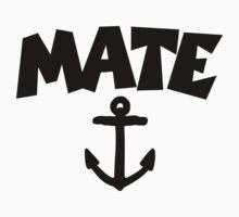 Mate Anchor Kids Clothes