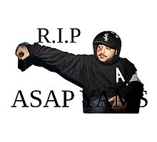 ASAP Yams Photographic Print