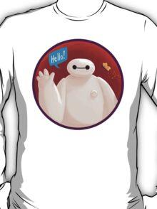 Adorable Robot says Hello! T-Shirt