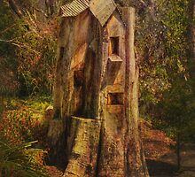Tree House by Elaine Teague