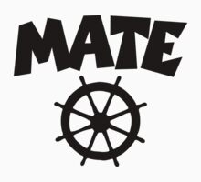Mate Wheel One Piece - Long Sleeve