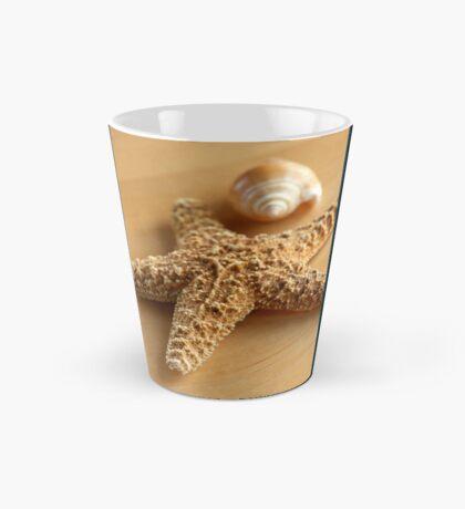 Sea Star and Sea Shell Mug
