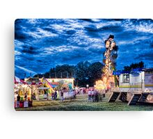 The Midway Canvas Print