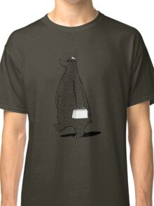 Mr. Bear Goes to Work Classic T-Shirt