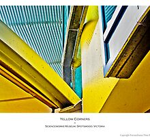 Yellow Corners by FuriousEnnui