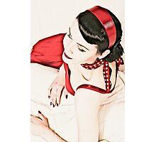Irresistible Molla Photographic Print