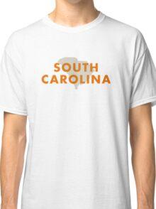 South Carolina - Red Classic T-Shirt
