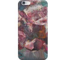pomegranate sketch iPhone Case/Skin