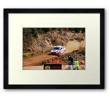 Webber and Chudleigh Framed Print