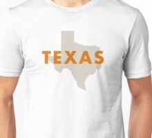 Texas - Red Unisex T-Shirt