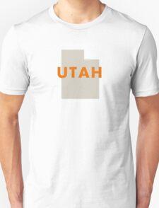 Utah - Red T-Shirt