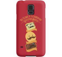 The League of Extraordinary Gentleman Biscuits Samsung Galaxy Case/Skin