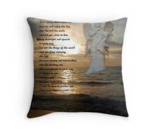 Be Blessed Throw Pillow