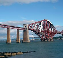 The Forth Bridges by Andrew Ness - www.nessphotography.com
