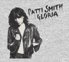 Patti Smith by fuka-eri