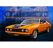 Ford Falcon XB 351 GT Coupe Photographic Print