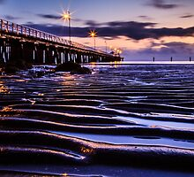 Beyond the Ripples by Silken Photography