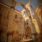 CONVENTO DO CARMO . Carmo light by terezadelpilar ~ art & architecture