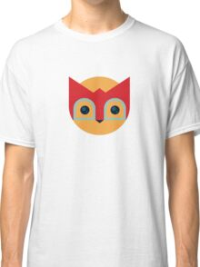Wrestle Cat Face Classic T-Shirt