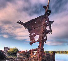 Garden Island Dawn by David Creed
