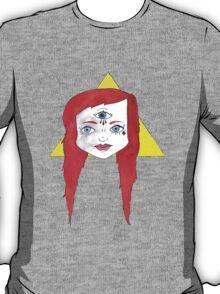 Triangle Girl T-Shirt