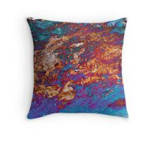 Wormwood Throw Pillow