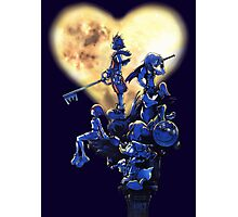 Kingdom Hearts Photographic Print