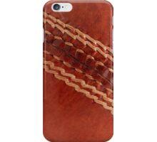 cricket ball iPhone Case/Skin