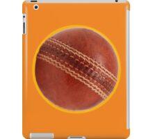 cricket ball iPad Case/Skin