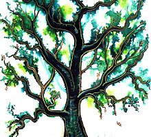 The Peace Tree by Linda Callaghan