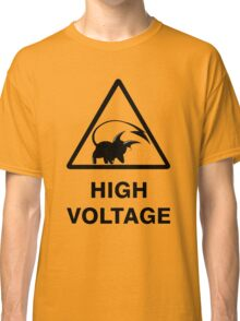 NEW Raichu high voltage pokemon 2 Classic T-Shirt