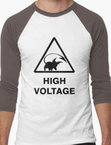 NEW Raichu high voltage pokemon 2 Men's Baseball ¾ T-Shirt