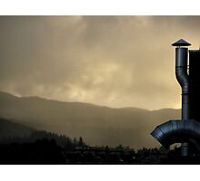 pipes? Photographic Print