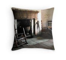 Slavery at The Carnton Plantation Throw Pillow