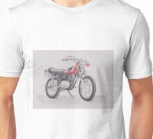 Yamaha GT80 by Glens Graphix Unisex T-Shirt