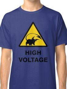 Raichu high voltage pokemon 3 Classic T-Shirt