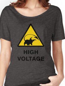 Raichu high voltage pokemon 3 Women's Relaxed Fit T-Shirt