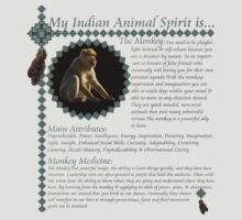My Animal Spirit is...Monkey by Abeque  Wikimac