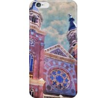 St. Mary's Catholic Church iPhone Case/Skin